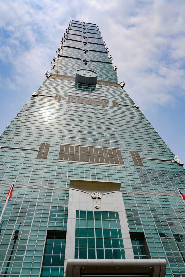 101 taipei taiwan Финансовый центр Тайбэя стоковое фото rf