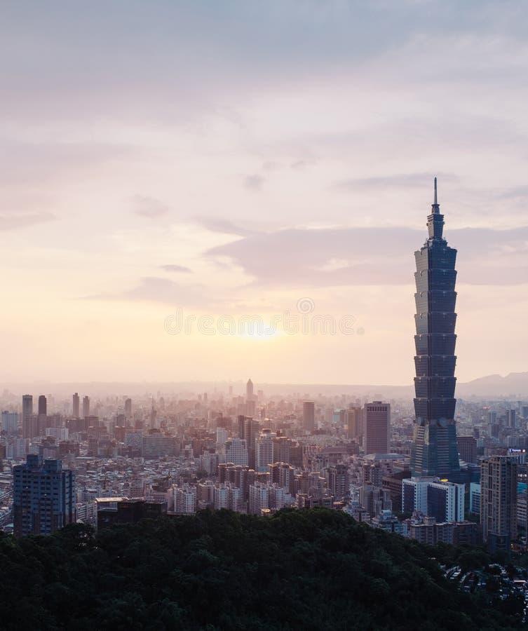 Taipei, Taiwan stockfotos