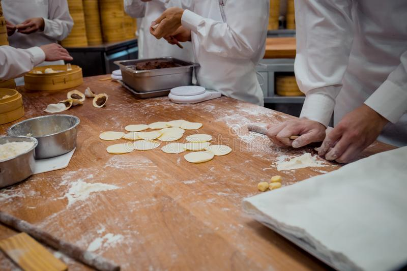 Din Tai Fung royalty free stock photography