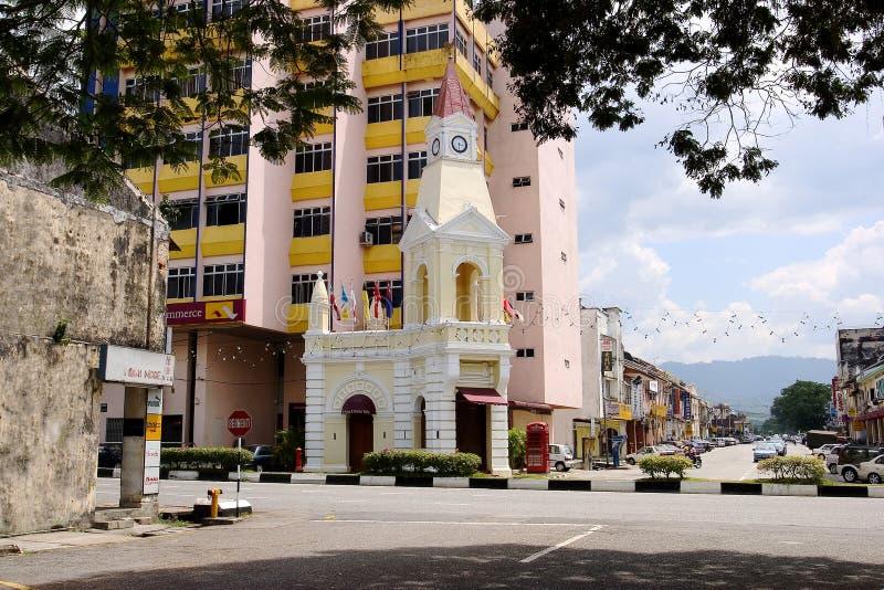 Taiping klockatorn fotografering för bildbyråer