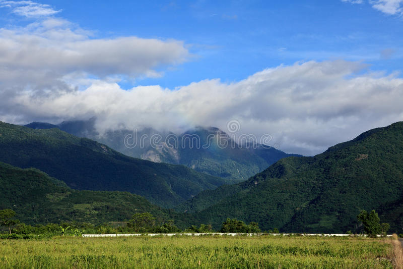 Taitung nature,Taiwan royalty free stock image