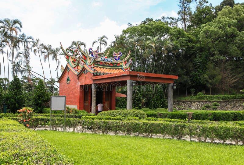 taiwan świątynia obrazy royalty free