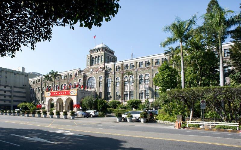 Taiwan högre domstol royaltyfri foto