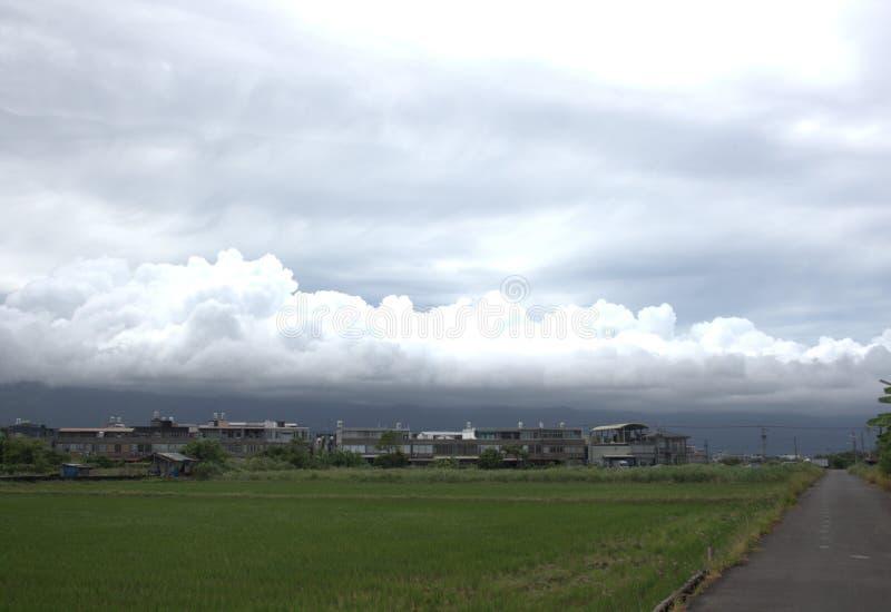 Taiwan-Landschaft lizenzfreie stockfotografie