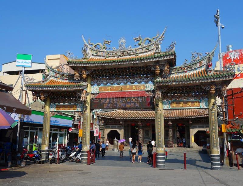 Taiwan stock image