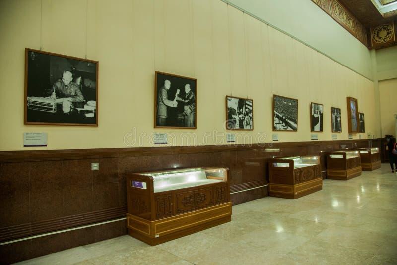 Taiwan's Chiang Kai-shek Memorial Hall, Zhongzheng District, Taipei City Heritage Museum. Chiang Kai-shek Memorial Hall is arguably the most magnificent stock photo