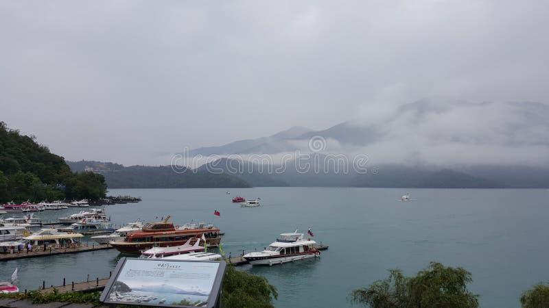 Taiwan SunMoonLake stock images