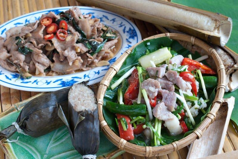 Taiwanese gastronomische inboorling stock fotografie
