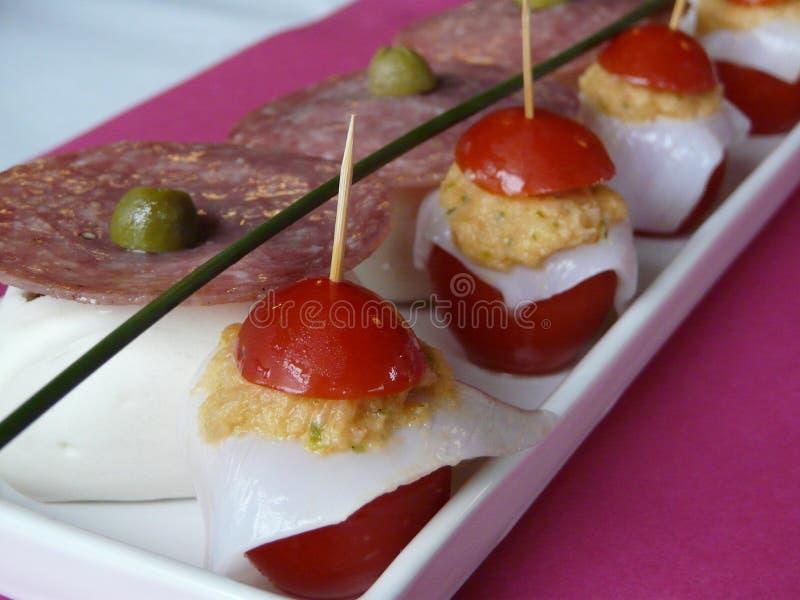 Taiwanesische Geschmacknahrung Hakka Kaiseki lizenzfreies stockfoto