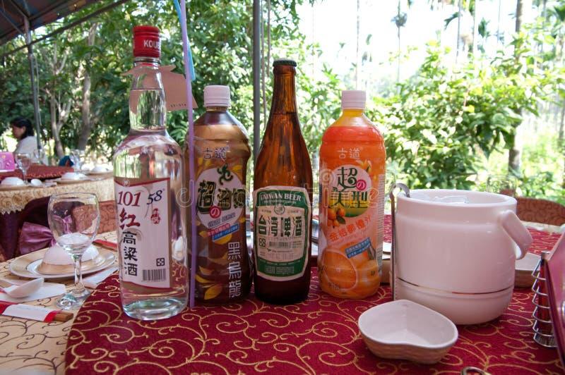 Taiwansdranken royalty-vrije stock afbeelding