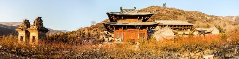 Taiyuan scene-Kaihuo temple royalty free stock photo