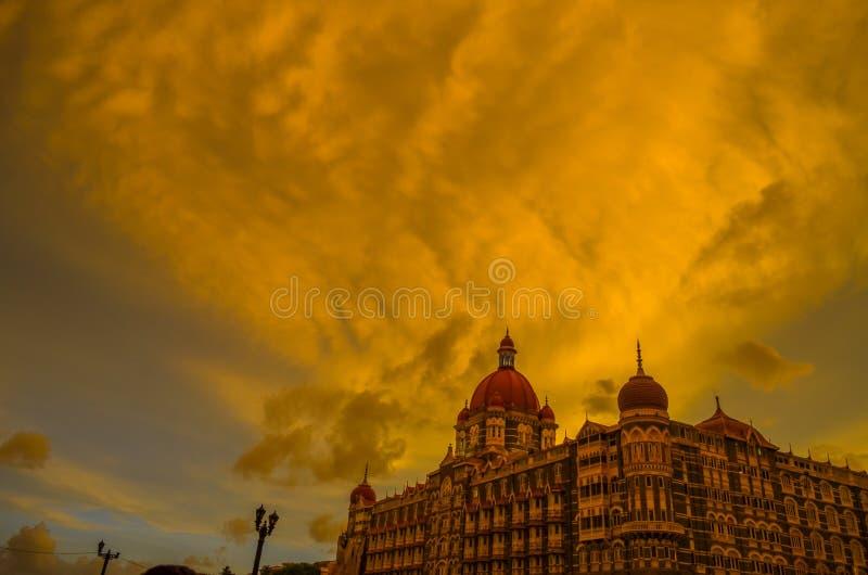 Taj гостиницы стоковая фотография