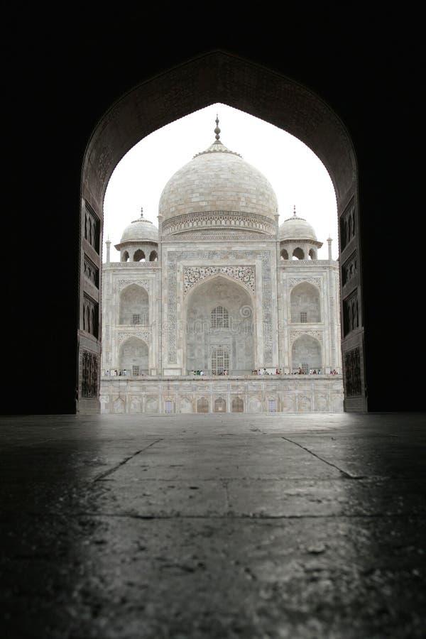 taj Индии mahal стоковая фотография rf