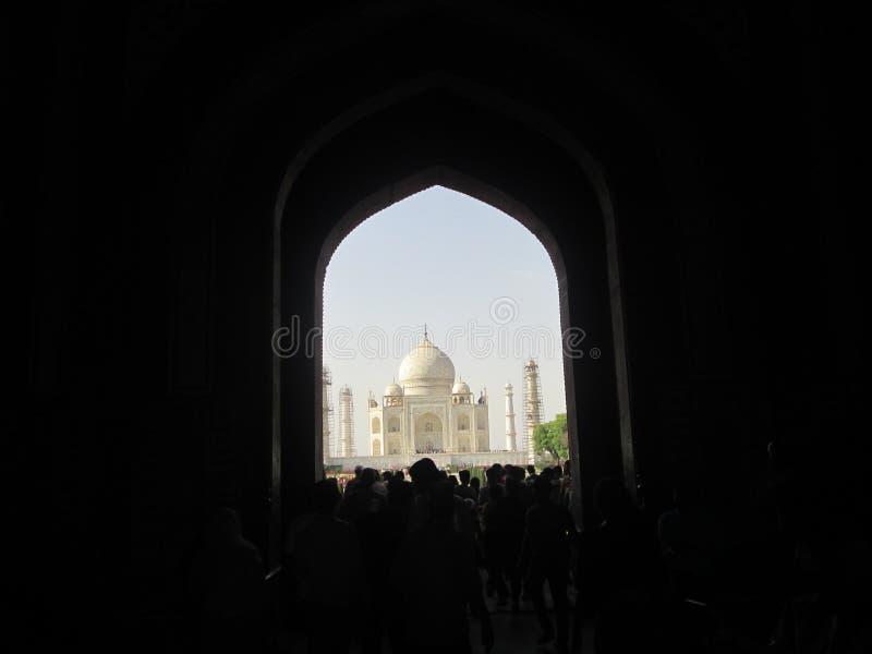 Taj royaltyfri fotografi