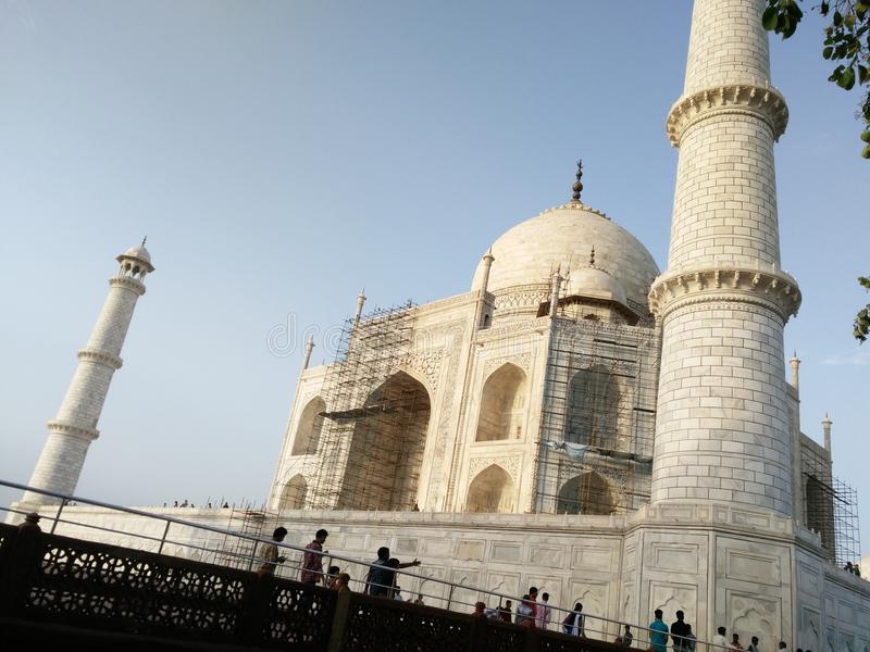 Taj photo libre de droits