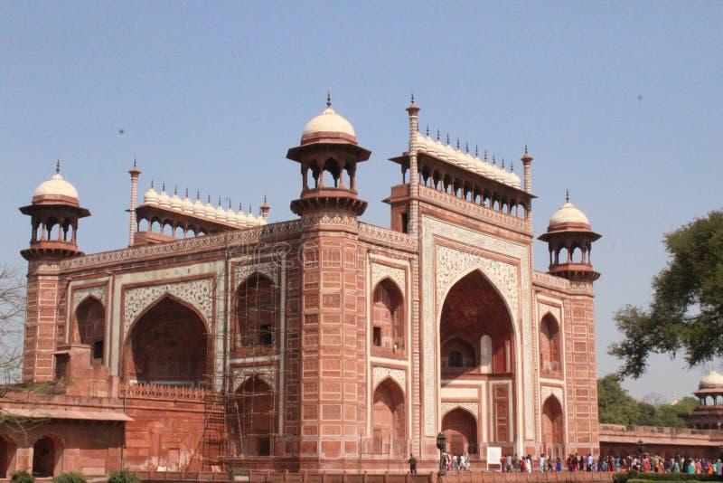 Taj de Wah fotos de archivo libres de regalías