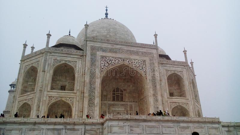 The Taj royalty free stock photos