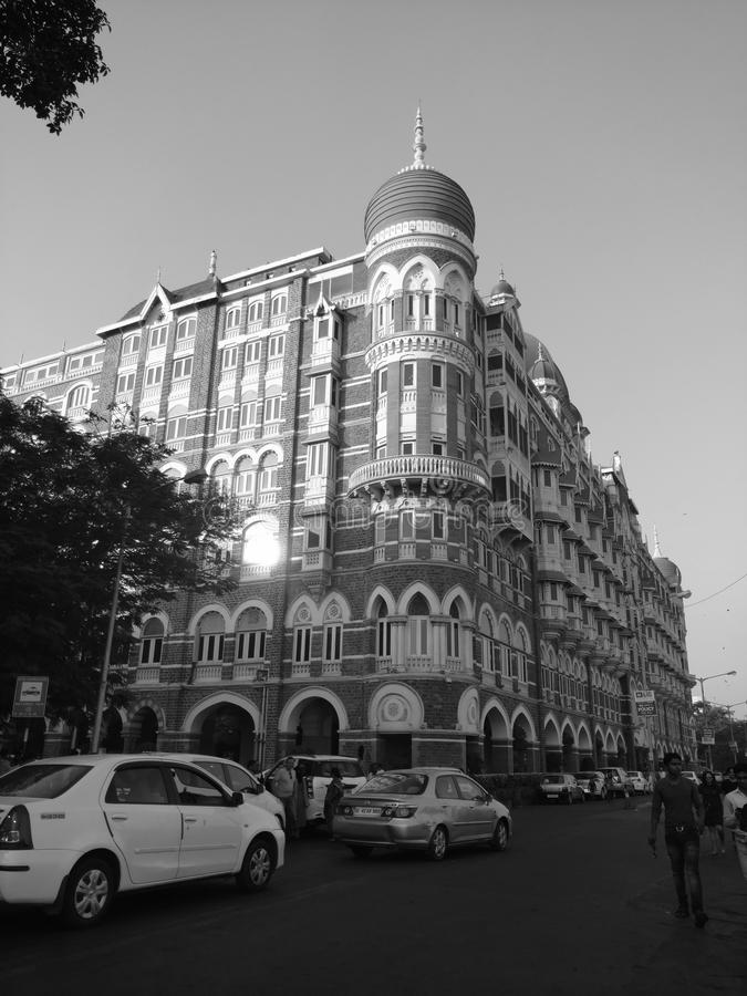 Taj hotel, Mumbai zdjęcia royalty free