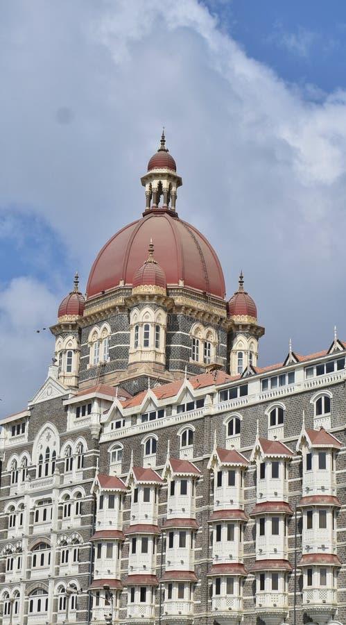 Taj hotel Mumbai zdjęcie stock