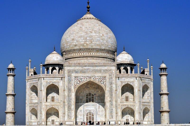 Taj Mahalï ¼ India stock afbeeldingen