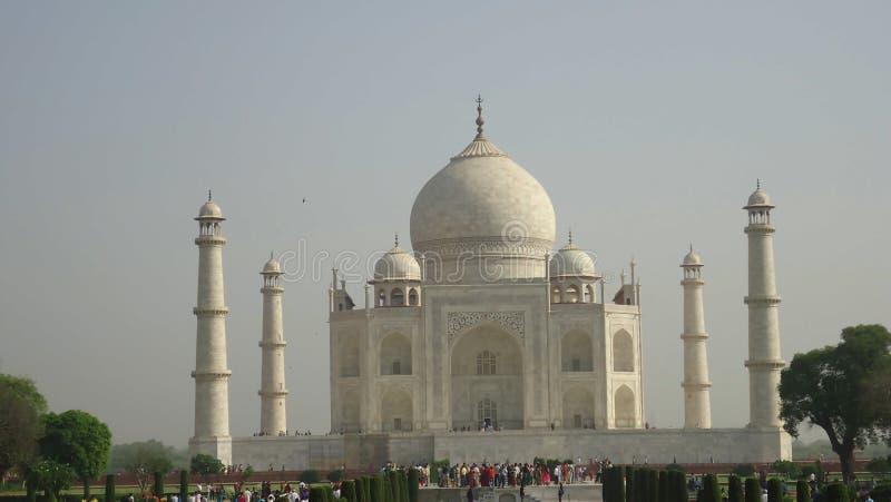 Taj Mahal foto de archivo