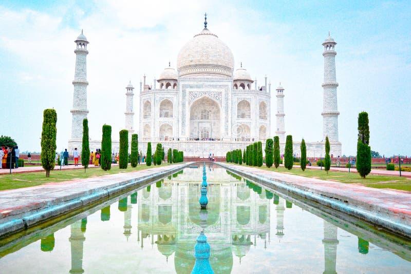 Taj Mahal fotos de stock royalty free