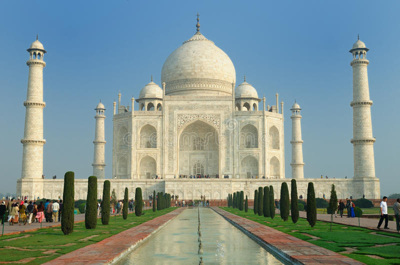 Taj Mahal fotografia de stock royalty free