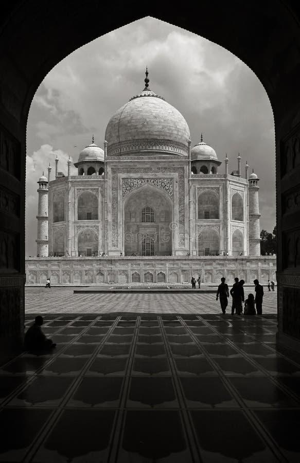 Taj Mahal immagini stock