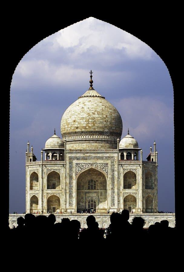 Taj Mahal imagens de stock royalty free