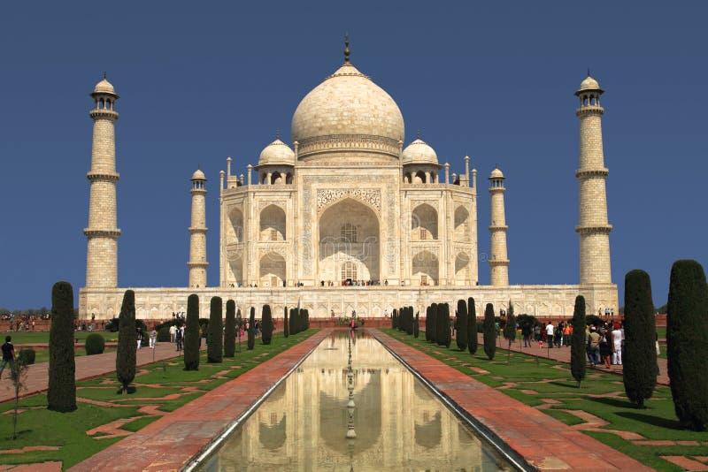 Taj Mahal στοκ εικόνες με δικαίωμα ελεύθερης χρήσης