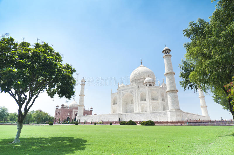 Download Taj Mahal Royalty Free Stock Images - Image: 19886719