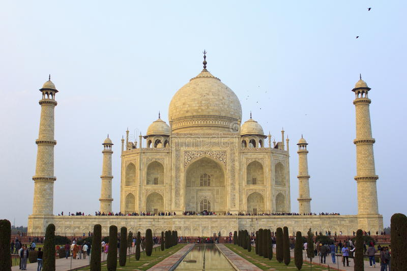 Download Taj Mahal stock image. Image of dome, indian, place, asia - 23777863