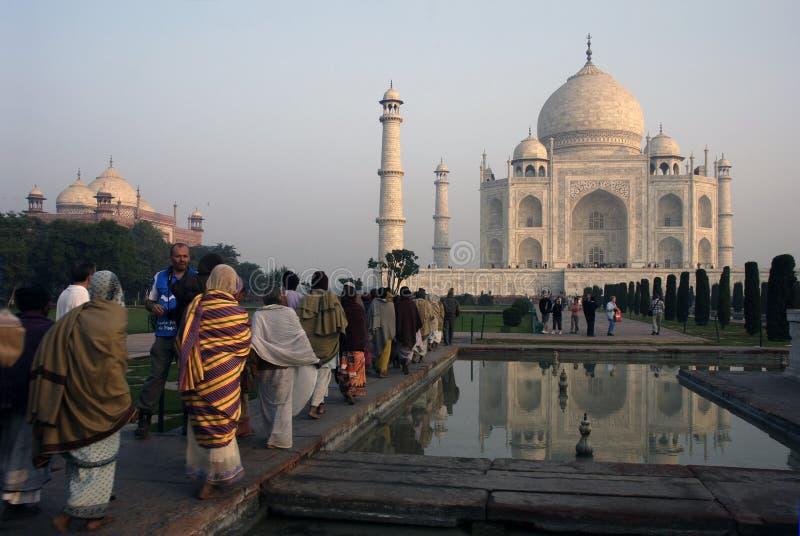 Download Taj Mahal editorial photo. Image of marble, destination - 24790461