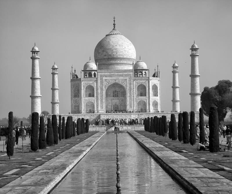 Taj Mahal imagens de stock