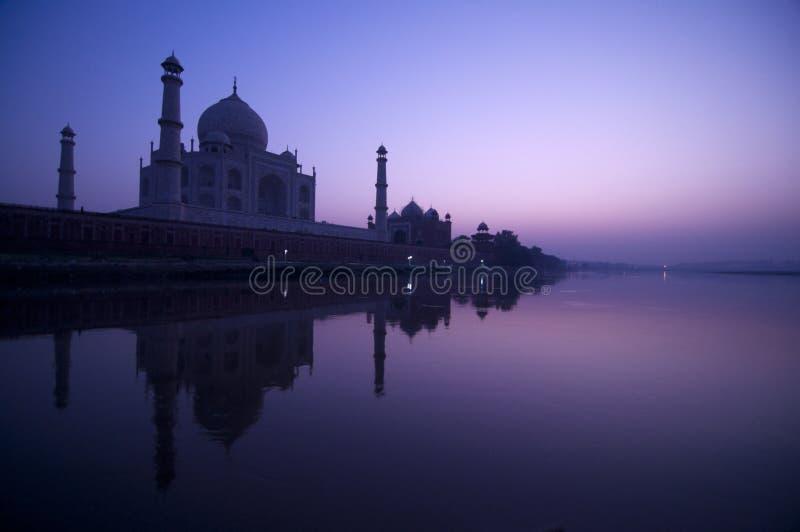 Taj Mahal photos libres de droits