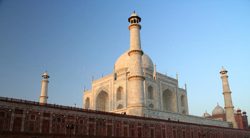 Download Taj Mahal stock photo. Image of amazing, historical, detail - 26204470