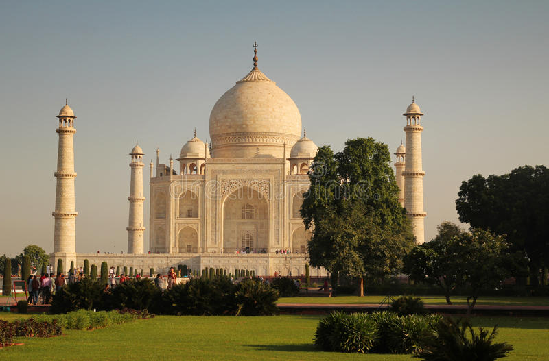 Taj Mahal zdjęcia stock