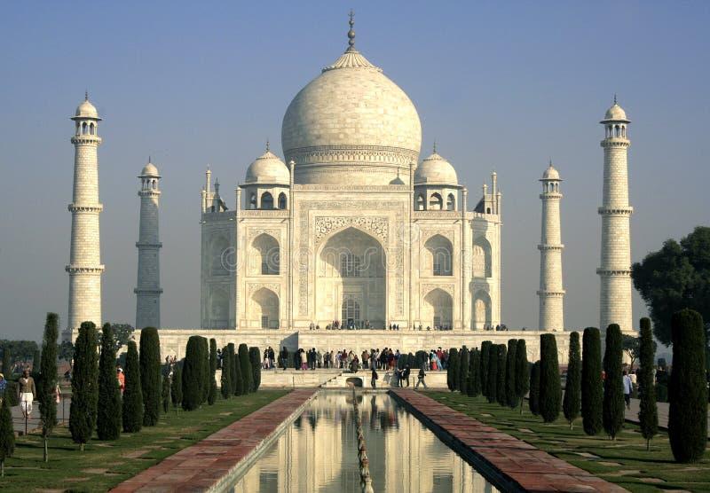 Taj Mahal imagem de stock
