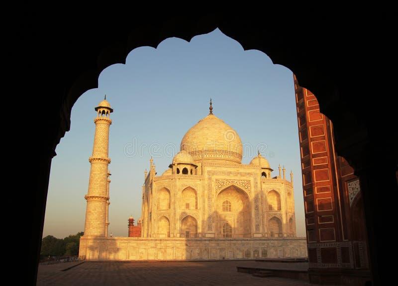 Image Of Taj Mahal Free Download: Taj Mahal Royalty Free Stock Photography