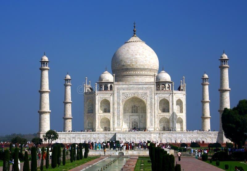 Download Taj Mahal stock foto. Afbeelding bestaande uit graf, minaret - 29502426