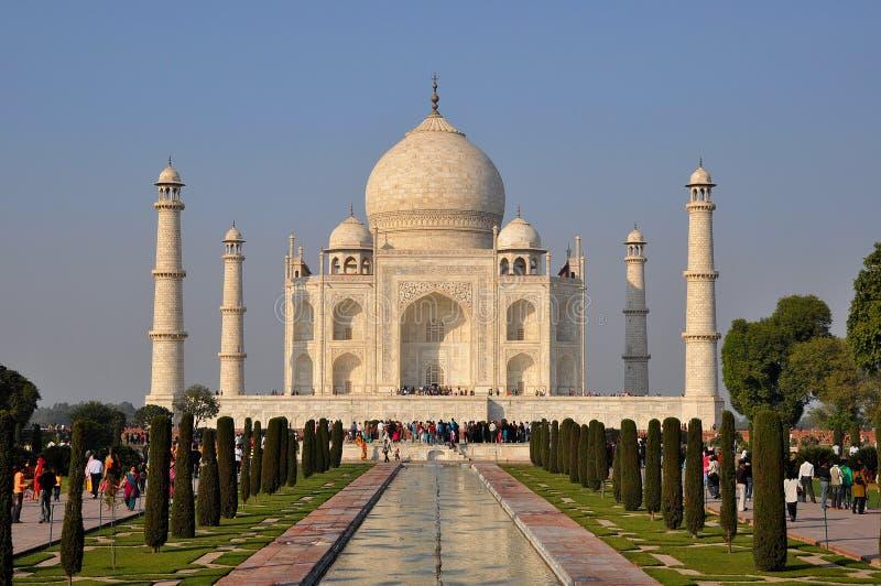 Taj Mahal fotografering för bildbyråer