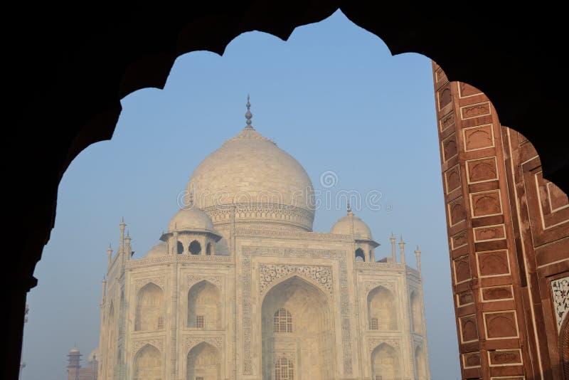 Taj Mahal royalty-vrije stock fotografie