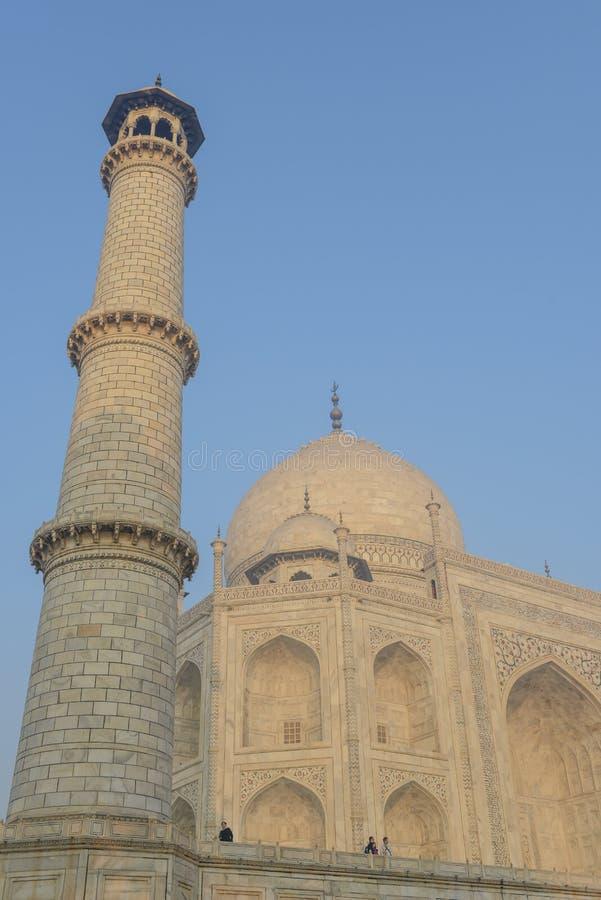 Taj Mahal stock foto's