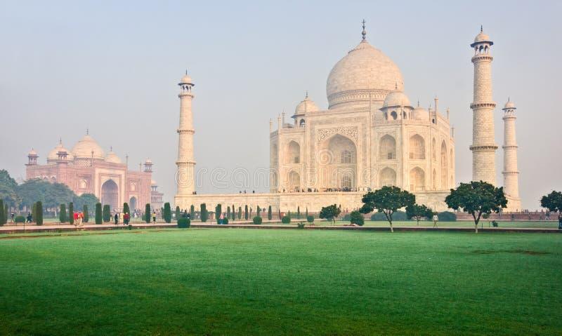 Taj Mahal. fotos de stock royalty free
