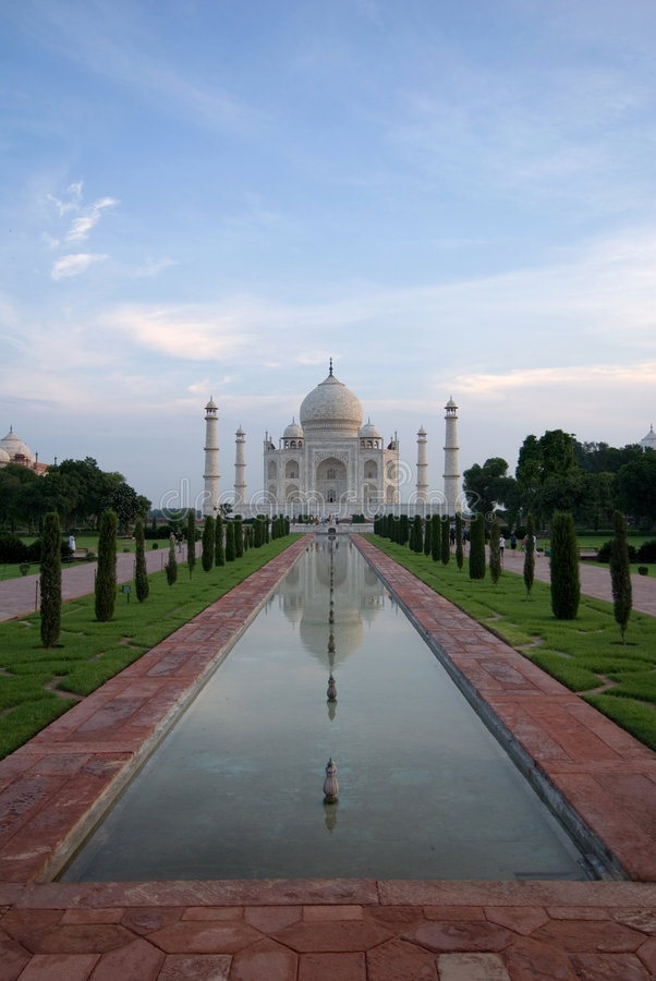 Free Taj Mahal Royalty Free Stock Photos - 5201588