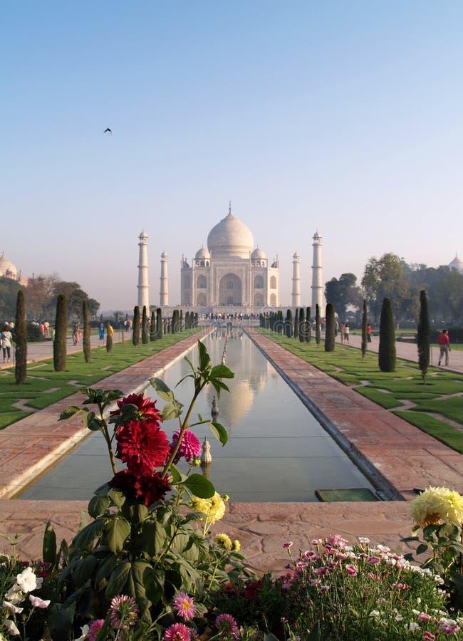 Taj Mahal photographie stock