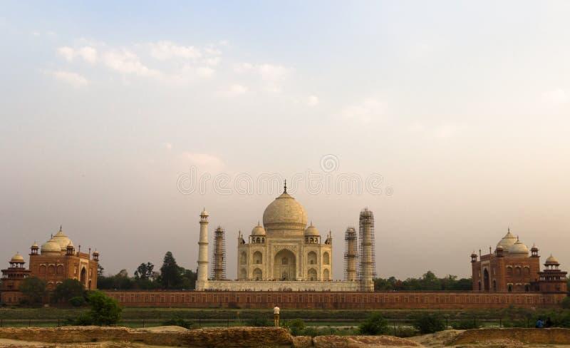 Taj Mahal stock afbeeldingen