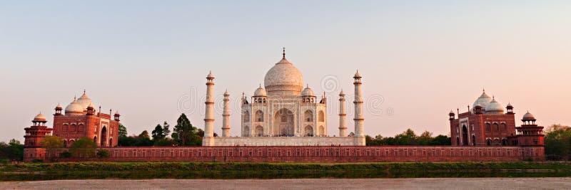 Taj Mahal, Agra fotos de stock