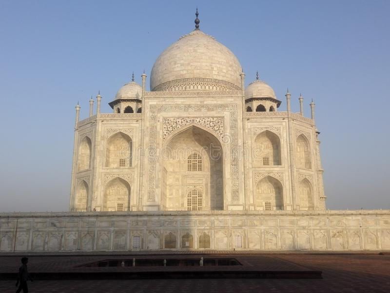 Taj Mahal (Agra) στοκ εικόνες