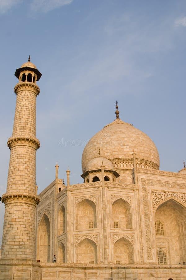 Taj Mahal, Agra, India royalty-vrije stock fotografie